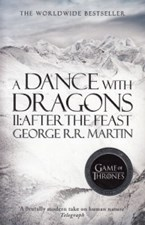 تصویر  A Dance with dragons 2 / A song of ice and fire 7